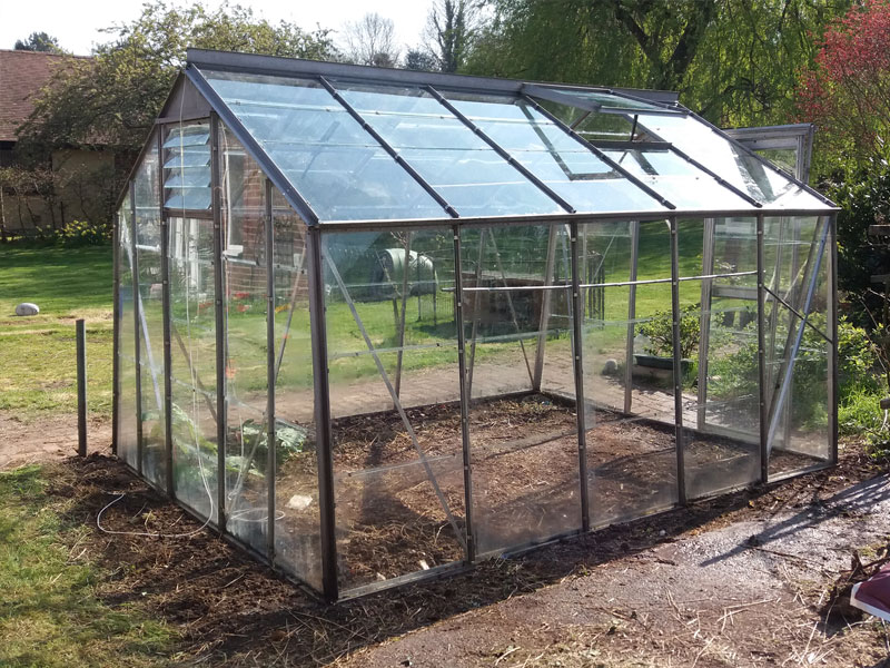 Canterbury Greenhouse Revival